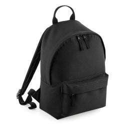 Bagbase Mini Fashion Ryggsäck One Size Black / Black