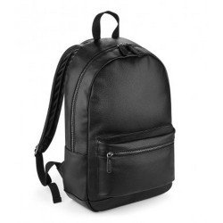 Bagbase Mode-ryggsäck i konstläder One Size Svart
