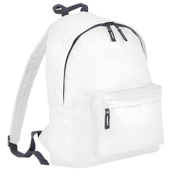 Bagbase Mode ryggsäck / ryggsäck (18 liter) One Size Vit / Graph