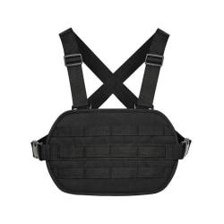 Bagbase Modulr Bröst Rig One Size Svart