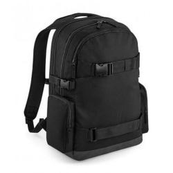 BagBase Old School Boardpack One Size Svart