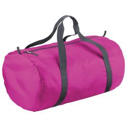 BagBase Packaway Barrel Bag / Duffle Water Resistent Travel Bag