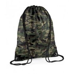 Bagbase Premium Gymsac vattenresistent väska (11 liter) One Size
