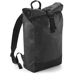 Bagbase Tarp vattentät Roll-Top ryggsäck One Size Svart