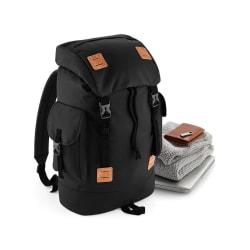 Bagbase Urban Explorer ryggsäck / ryggsäck One Size Svart / Tan