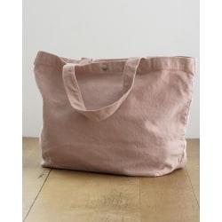 Bags By Jassz Liten Canvas Shopper One Size Primrose Pink
