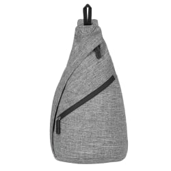 Bags2Go Broadway Triangle Backpack One Size Grå Melange