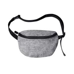 Bags2Go Chicago bälte väska One Size Grå Melange