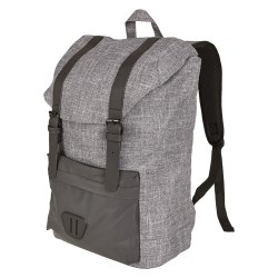 Bags2Go Redwoods ryggsäck One Size Grå Melange