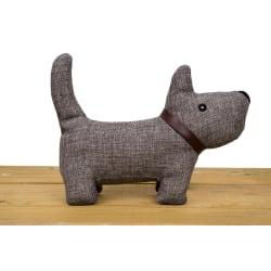 Banbury & Co Brian Squeaky Plush Dog Toy One Size Brun