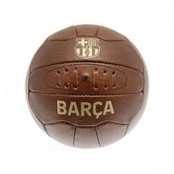 Barcelona FC Retro fotboll 5 Brown / Gold