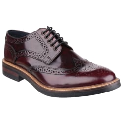 Base Wolburn Herrskor 8 UK Bordeaux Hej Shine