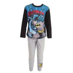 Batman Barn / barn Comic Long Top Och Underdelar Pyjamas 4-5 Yea