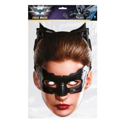 Batman Dark Knight Catwoman Party Mask One Size Flerfärgade