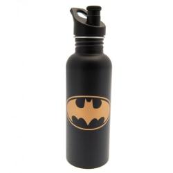 Batman Matt vattenflaska One Size Svart guld