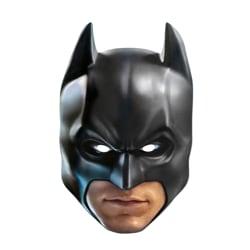 Batman The Dark Knight Batman Mask One Size Svart