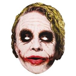 Batman The Dark Knight The Joker Mask One Size Flerfärgade