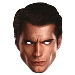 Batman Vs Superman Superman Mask One Size Flerfärgade