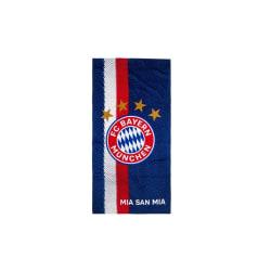 Bayern Munich FC Mia San Mia Crest Beach Handduk One Size Navy /