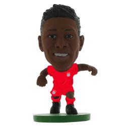 Bayern Munich FC SoccerStarz Alaba Figur One Size Flerfärgade