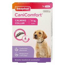 Beaphar CaniComfort hundkrage 65cm Kolgrå