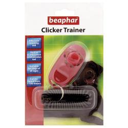 Beaphar Clicker Dog Trainer One size Röd