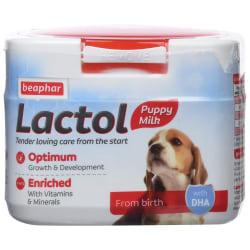 Beaphar Lactol Milk Replacer för valpar 250g Kan variera