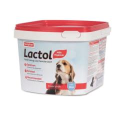 Beaphar Laktol valpmjölkpulver 2kg Kan variera