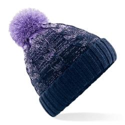 Beechfield Unisex Ombre Stylet mössa One size Lavendel / franska