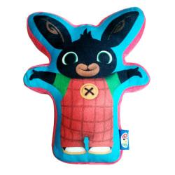 Bing Barn- / barn officiell kaninformad kudde One Size Blå röd