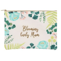 Blooming Lovely Mum Makeup Bag One Size Flerfärgade