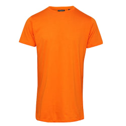 Brave Soul Herr Harrel kortärmad Crew Neck T-shirt S Orange