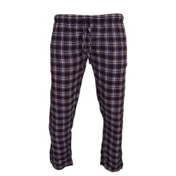 Brave Soul Mens Lounge Pants S Röd