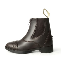 Brogini Unisex-skor med barnsläder Tivoli Piccino med dragkedja