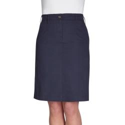 Brook Taverner Austin Chino kjol för kvinnor / damer 10R UK Mari