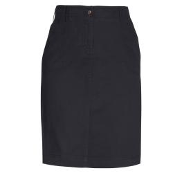 Brook Taverner Austin Chino kjol för kvinnor / damer 18 UK Svart