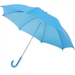 Bullet Barn / barn Nina vindtät paraply One Size Processblå