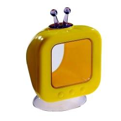 Caldex Klassisk Hamster-TV 13cm Kan variera