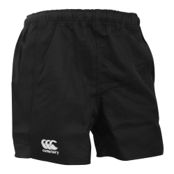 Canterbury Herrfördel Elasticated Sports Shorts XXL Svart