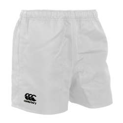 Canterbury Professionella elastiska sportbyxor för män XL Vit