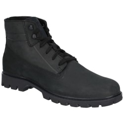 Caterpillar Mens Base Leather Lace Up Boot 9 UK Svart