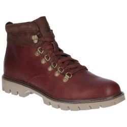 Caterpillar Mens Crux Lace Up Leather Boot 8 UK Cracker Jack