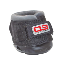 Cavallo Touch Fastening Cute Little Boot For Horses M2 Svart
