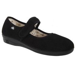 Celia Ruiz Kvinnors / damer Touch Fastening X Bred sandaler med
