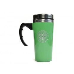 Celtic FC Aluminium termos stil resemugg One Size Grön