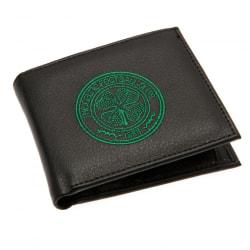 Celtic FC Broderad plånbok One Size Svart / Grön