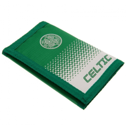 Celtic FC Fade Design Plånbok One Size Grön