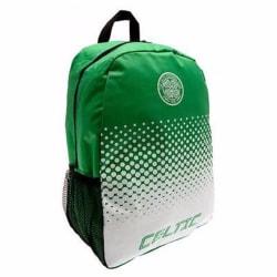 Celtic FC Officiell Fade Football Crest Design-ryggsäck One Size