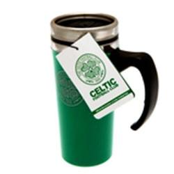 Celtic FC Officiell fotbolls-aluminiumresemugg One Size Grön / S