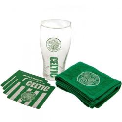 Celtic FC Officiell minibaruppsättning One Size Grön / Vit